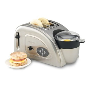 West Bend Egg & Muffin Toaster