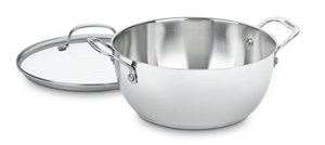 Cuisinart Multi Purpose Pot w/ Glass