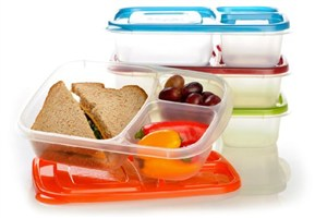 EasyLunchboxes Plastic Food Storage