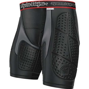 Troy Lee Armored Motorcycle Shorts